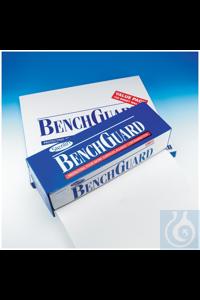 Sterilin™ BenchGuard BenchGuard 1 x 50m Roll 0.49m 400mL/m2 -...