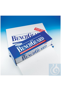 Sterilin™ BenchGuard BenchGuard - 0,49m 100 x Bögen 400ml/m2
