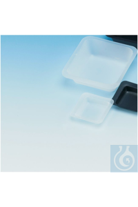 Sterilin™ Weighing Boats 7mL - White Square Standard Sterilin™...