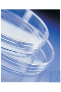 Sterilin™ Standard 90mm Petri Dishes 15.9 mm 500 Sterile 1 -...