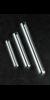 Sterilin™ randlose Rundbodenröhrchen aus Borosilikatglas - 10mm 75mm 4.0mL...