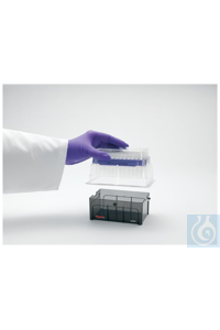 6Articles like: ClipTip™ Non-Filtered Pipette Tips ClipTip 1250, nonsterile Racked, 96...