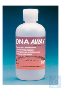 DNA AWAY™ Surface Decontaminant DNA Surface Decontaminant 8.5 oz./250mL...