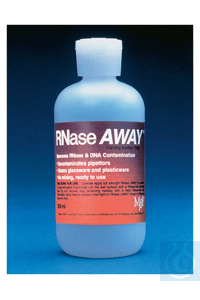 3Articles like: RNase AWAY™ Surface Decontaminant 475mL (16 oz.) Spray Bottle Case of 6...