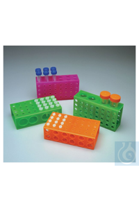 3Articles like: 4-Way Flipper™ Racks Fluorescent Green Thirty-two 0.5mL, thirty-two...