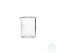 Becher Rasotherm ISO (niedrige Form), 10 ml Becher Rasotherm ISO (niedrige...
