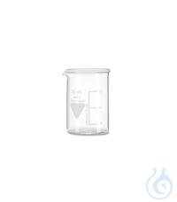 Becher Rasotherm ISO (niedrige Form), 25 ml Becher Rasotherm ISO (niedrige...