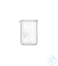 Becher Rasotherm ISO (niedrige Form), 50 ml Becher Rasotherm ISO (niedrige...