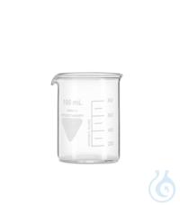 Becher Rasotherm ISO (niedrige Form), 100 ml Becher Rasotherm ISO (niedrige...