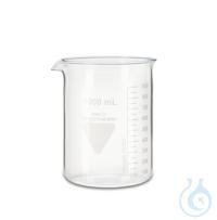 Becher Rasotherm ISO (niedrige Form), 1000 ml Becher Rasotherm ISO (niedrige...