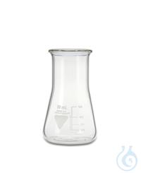 Erlenmeyerkolben Rasotherm ISO weithalsig, 50 ml Erlenmeyerkolben Rasotherm...
