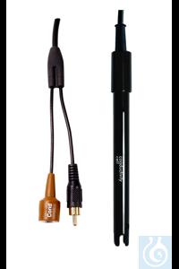 3Artikelen als: 2301T-F-3 Salinity Electrode (3M) 2301T-F-3