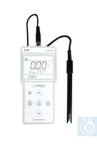 EC400 Portable Conductivity/TDS Meter with probe The quality BPB Conductivity...