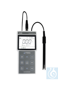 EC400S Portable Conductivity/TDS/Salinity/Resistivity Meter Kit Takes quick...
