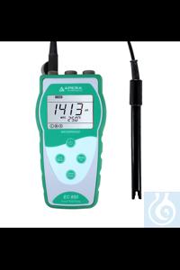 EC850 Portable Conductivity/TDS Meter Kit The Apera Instruments EC850...