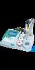 PC950 pH-/Leitfähigkeitsmessgerät mit Prüfstand, inkl. Magnetrührer Das APERA...