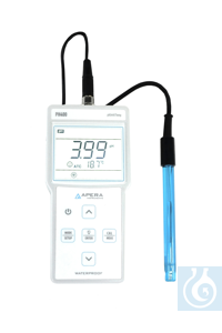 PH400 Portable pH Meter Kit The high quality 201T-S 3-in-1 Combination...