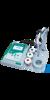 PH950 pH-Messgerät mit Prüfstand, inkl. Magnetrührer Das APERA Instruments...