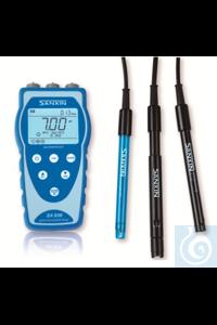 SX 836 Portable Multiparameter Meter The SX836 Multi-Parameter Meter is...