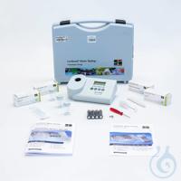 MD 200 Wasserstoffperoxid, pH Flüssigreagenzien, Gerät im Kunststoffkoffer, 3 Rundküvetten,...