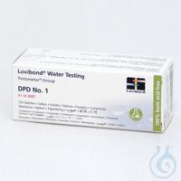 Reagent tablet DPD No. 1 Reagent tablet DPD No. 1 for...