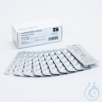 Reagent tablet SILICA No. 1 Reagent tablet SILICA No. 1 for silica packing...