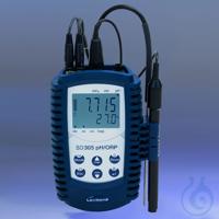 SD 305 pH/ORP (Set 2) pH-Elektrode Typ 226,Temperaturfühler Pt1000 ...