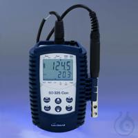 Leitfähigkeitsmessgerät SD 325 Con (Set 3) Reinstwasserelektrode LC 10...