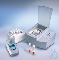 COD Set-Up MD 110 Determination of the chemical oxygen demand index (ST-COD) The Lovibond ®  COD...