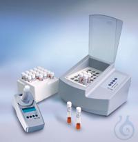 MD 110 CSB Bestimmung des chemischen Sauerstoffbedarfs (ST-CSB) Die Lovibond ® CSB Messplätze...