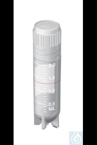 Expell Kryoröhrchen 2,0 mL, 10x100 Stk.  CAPP bietet ein einzigartiges...
