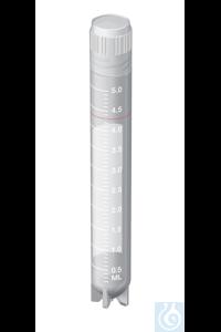 Expell Kryoröhrchen 5,0 mL, 5x100 Stk.  CAPP bietet ein einzigartiges...