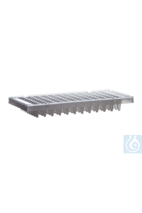 Expell PCR plate of 96 x 0.1 mL, 8x25 pcs., frosted, sub-skirted CAPP Expell PCR line comprises...