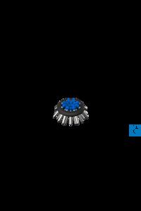 24 x 15 mL Festwinkelrotor, RCF 2852g 24 x 15 mL Festwinkelrotor, RCF 2852g
