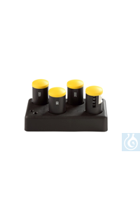 16Artículos como: 1 µL fixed volume controller knob for 0.2 - 2 µL pipettes Precalibrated...