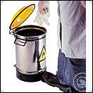 2Artikel ähnlich wie: Sammelbehälter Entsorgungsbehälter Material/Farbe/Beschreibung:...