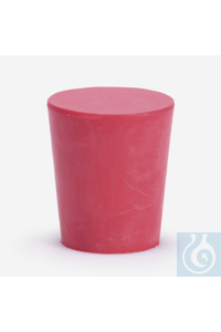 stopper-rubber-23,0 x 29,0 mm diameter-30 mm H stopper - rubber - 23,0 x 29,0 mm diameter - 30 mm H