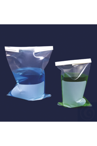 bag-with wire closure-1650 ml-sterile bag - with wire closure - 1650 ml - sterile