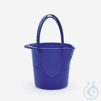 bucket-P.P-with spout-9 lt bucket - P.P - with spout - 9 lt