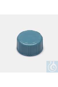 cap + septa-white septum / beige PTFE-without hole-for N15 screw vials cap +...