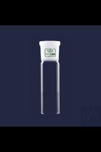 NORMSCHLIFFE-BORO-HÜLSE NS 24/29 Normschliffe, Hülse / Kern, hergestellt aus hitzebeständigem,...