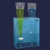 imhoff cone stand-acrylic imhoff cone stand - acrylic