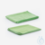 Microfasertuch-300x400 mm-grün Mikrofasertücher, mit hoher Zugfestigkeit, Abmessungen 300 x 400...
