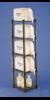 Bel-Art Dispensing Jug Polyethylene Rack for H11850-0000; 15¼ x 13? x 60 in....