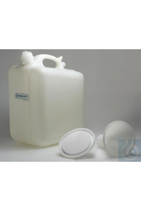 JUG,HDPE,SAFETY WASTE,5GALLON11919-0000 Bel-Art Safety Waste 20 Liter (5...