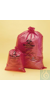 Bel-Art Red Biohazard Disposal Bags with Warning Label/Sterilization...