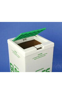 COVER,GLASS DISPOSAL CARTON13204-0001 Bel-Art Plastic Cover for Glass...