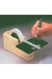 WRITE-ON,DISPENSER,LABEL TAPE13461-0000 Bel-Art Write-On Single Roll Label...