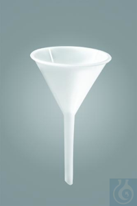 FUNNEL,PP,LONG STEM,70MM,6/PKG,24/CASE14671-0000 Bel-Art Polypropylene 75ml...