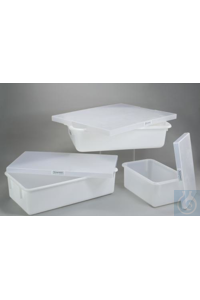 COVER,PP,TRAY STERILIZING16259-0000 Bel-Art Polypropylene Sterilizing Tray...